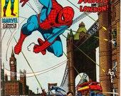 Amazing Spider-Man #95 (1963 1st Series) April 1971  Marvel Comics  Grade Fine