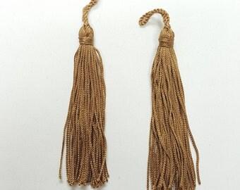 Gold Tassels - Decorative Tassels 835