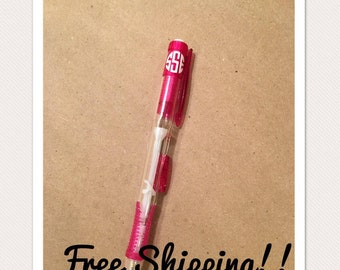 Monogram for Mechanical Pencil **Free Shipping!!**