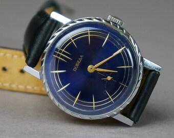 Soviet watch, USSR watch, men's watch, watch, pobeda, mechanical watch, made USSR, 80 years, pobeda watch, men's watch USSR, vintage