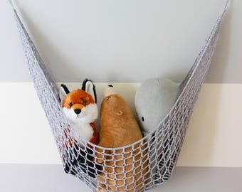 toy hammock   stuffed animal storage toy hammock   etsy  rh   etsy