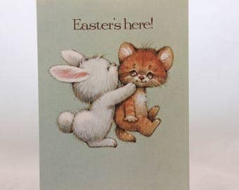 Vintage/Drawing Board/Easter Card. Ruth Morehead