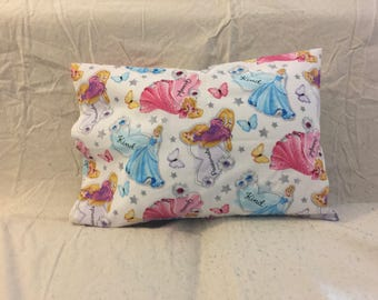 Travel Size Pillowcase: Disney Princesses