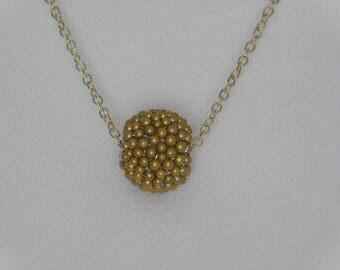 Necklace Single Bead