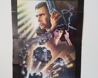 Blade Runner The Director's Cut Original Poster - 1992 & Bram Stoker's Dracula Poster