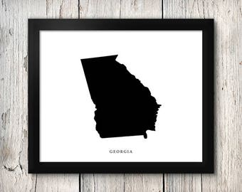 4 USA Map kit with or without the name (Georgia, North Carolina ,Colorado ,Kansas)