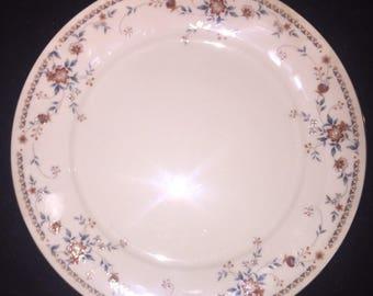 """Vintage Noritake """"Adagio"""" Dinner Plate 10 5/8"""""""