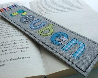 Bookmark | Child's bookmark | Adults bookmark | Personalised bookmark | Handmade bookmark |