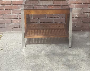 Sale Mid Century End Table/ Side Table