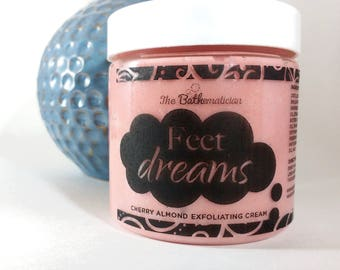 Feet Dreams Exfoliating Cream, Exfoliating Cream, Gift For Her