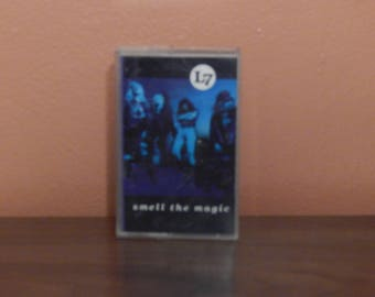 L7 - Smell The Magic- cassette tape