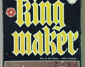 Kingmaker, War of the Roses