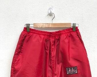 20% OFF Vintage Kansai Yamamoto Up to You Pants / kansai Yamamoto Big Logo / Kansai Yamamoto  Tracksuit / Sportwear / Hop Hop / Swag / Desig