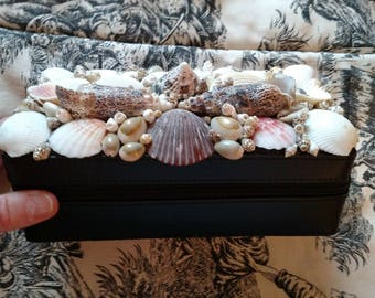 Seashell Jewelry Box