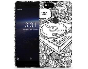 Google Pixel 2 Case - Pixel 2 Case #DJ Cool Design Hard Phone Cover