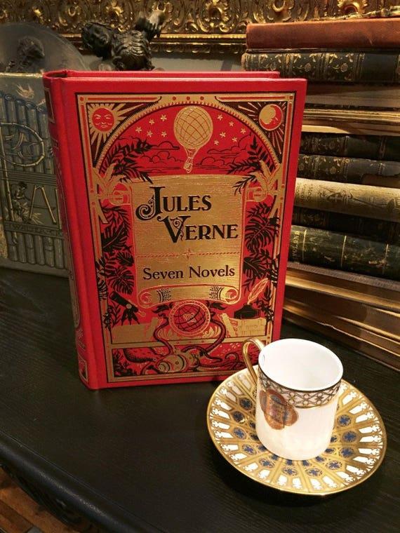 Jules Verne: Seven Novels...