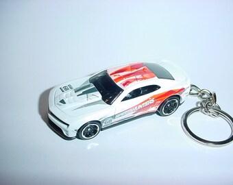 3D Chevrolet Camaro ZL custom keychain keyring key chain zl1 speedhunters racer by Brian Thornton