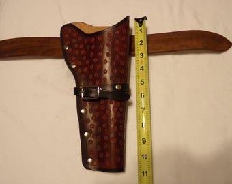 44 cal rt leather Holster
