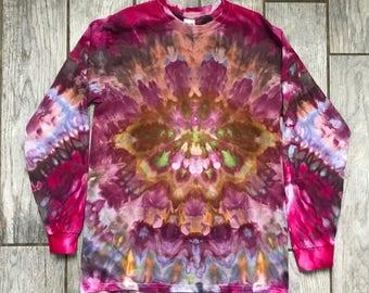 Ice Dyed Shirt (Adult M) 17-091