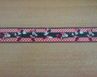 Minnie (by the yard) 25mm Ribbon