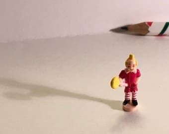 Replacement figure for Polly Pocket wizard of Oz Lollipop kid