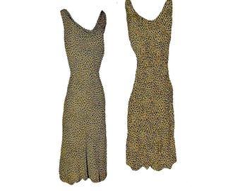 Womens dress, leopard dress, leopard print dress, animal print, leopard print, leopard, sleeveless dress, short dress, retro, vintage dress