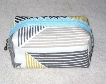 Kit rectangular pattern geometric 15x8cm
