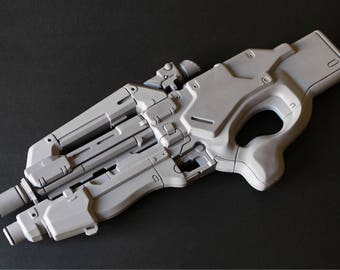 Mass Effect M96 Mattock Heavy Rifle resin prop kit for collectors or cosplay