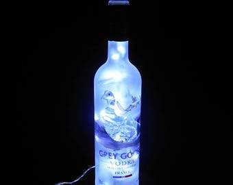 Grey Goose Light-white