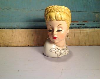 Vintage head vase rubens #501