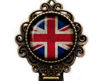 United Kingdom UK Commonwealth Union Jack Flag Bookmark