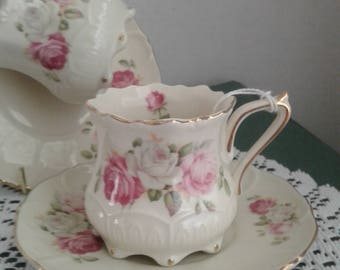 SALE Disc Tea Cup Saucer sets