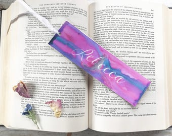 Bookmarks for Books, Personalized Bookmark, Unique Bookmark, Personalized Gifts, Cute Bookmark, Book Lover Gift, Book Jewelry, Gifts Under 5