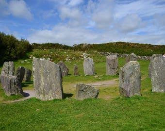 Drombeg Stone Circle, Co Cork