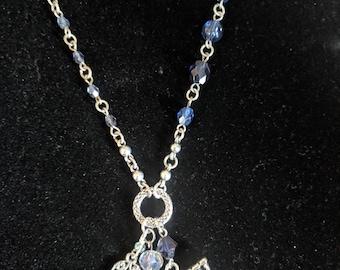 Menorah Jewish Necklace