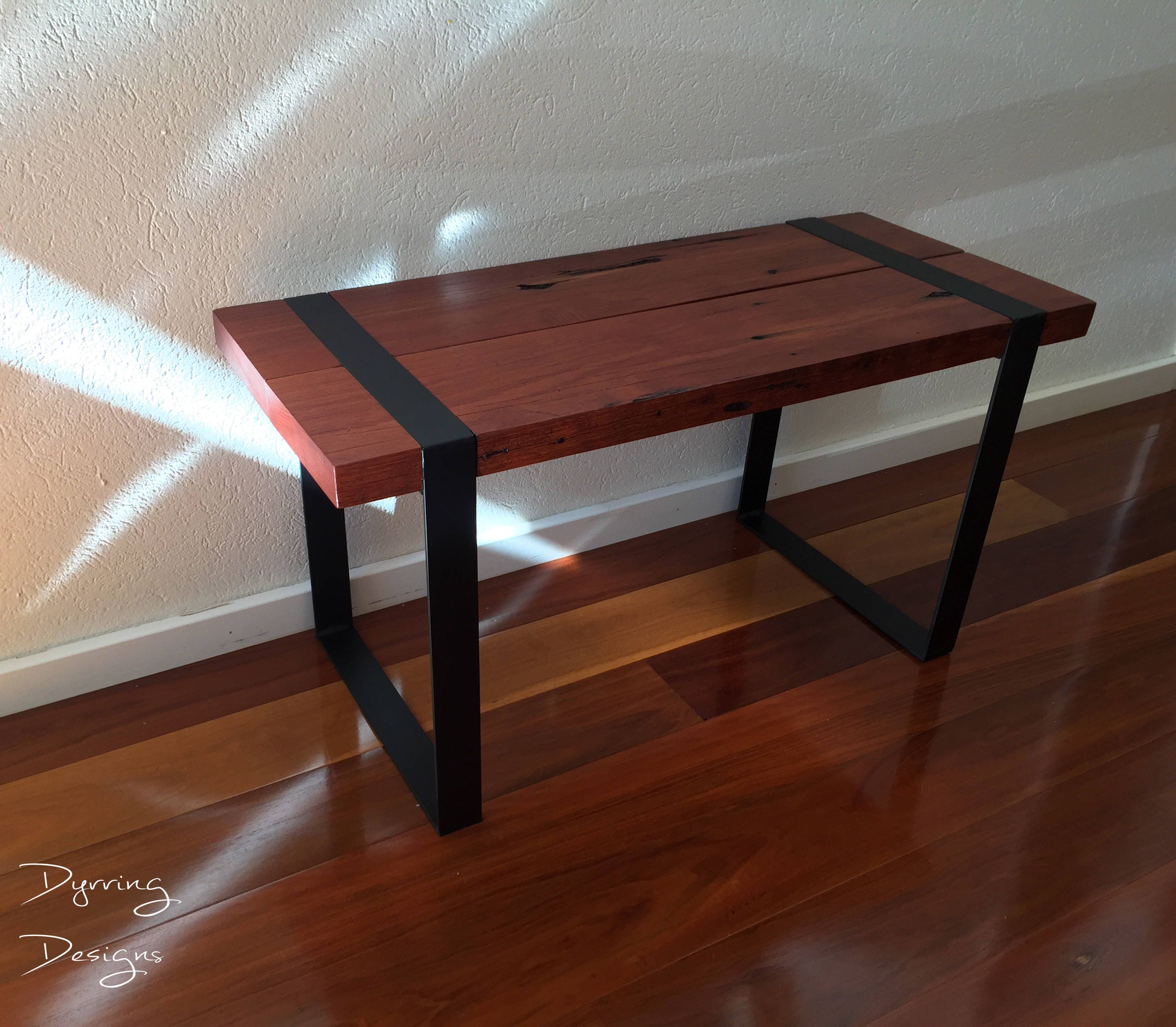 Red Gum Timber Coffee Table