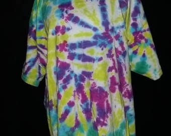 Tie dyed shirt 3xl