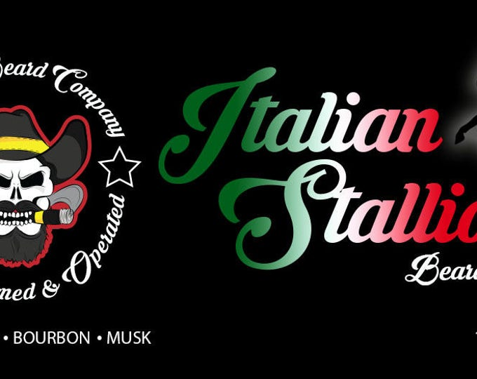 Italian Stallion Beard Oil