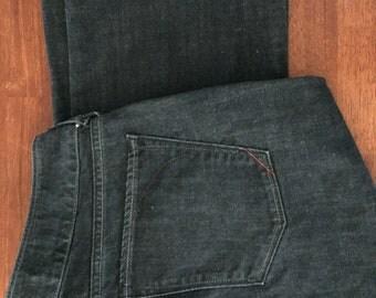 90s Banana Republic Flare jeans.