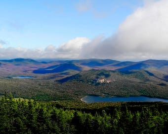 Mountain Photography, Landsape Photography, Adirondack Fine Art, Nature Photography, Blue Mountain, Adirondack Mountains, Adirondack Park