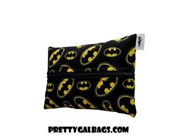 Pencil Case Batman the Dark Knight | OilCloth Inside