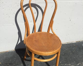 Bentwood Thonet Style Cafe Chair