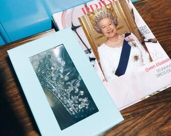 Royal Wedding Tiara, Queen Elizabeth Tiara, Royal Bridal Tiara, Crystal Wedding Tiara, Princess Crown, Queen Elisabeth Crown, Ref VICTORIA