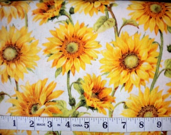 1 YD - Follow the Sun Fabric by Wilmington Prints