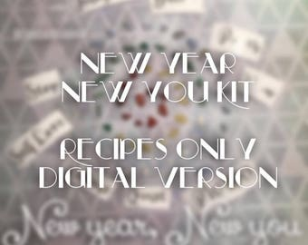 New Year New You Recipe Downloads