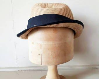 Cream Unisex Summer Hat