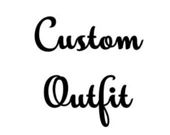 Custom Baby- Toddler Outfit