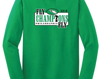 Fly Champions Fly Long-Sleeved Shirt