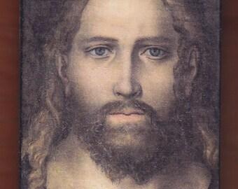 Lucas Cranach,Jesus,Gesu di il Vecchio 1516,Scholossmuseum di Gotha,Germany.FREE SHIPPING