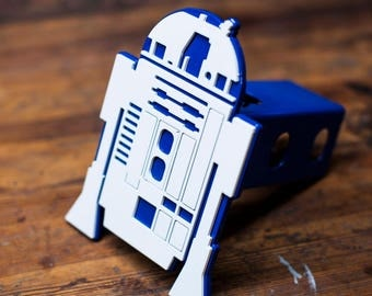 R2D2 Trailer Hitch Cover